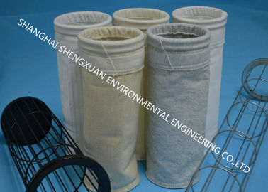 Dust collector filter bag media